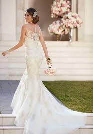 mermaid trumpet wedding dress mermaid wedding dresses
