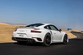 porsche exclusive series first laps 2018 porsche 911 turbo s exclusive series automobile
