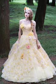 Yellow Dresses For Weddings Tiglily Spring Summer 2015 Wedding Dresses Wedding Inspirasi