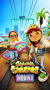 subway surfers world tour miami for android free
