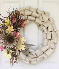 Wreath Diy 39 Diy Fall Wreaths Ideas For Autumn Wreath Crafts