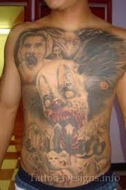 psycho clown tattoo tattoo collections
