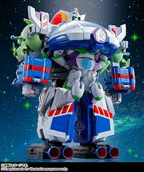 tamashii nations woody robot buzz lightyear