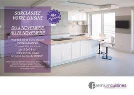 offre cuisine actualités de premium cuisines cuisiniste de luxe