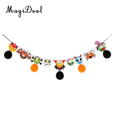 Halloween Garland Compare Prices On Diy Halloween Garland Online Shopping Buy Low