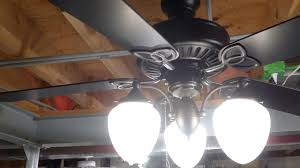 2011 harbor breeze classic ceiling fan youtube