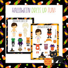 halloween printable bookmarks holidays thirty handmade days