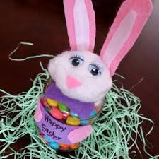 easter bunny candy easter bunny archives family crafts