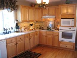 Golden Oak Kitchen Cabinets Kitchen Colors That Go With Oak Cabinets Yeo Lab Com