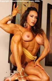 rhonda big clit denise masino free muscle woman pics
