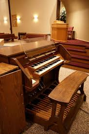 Organ Bench Removal Old Organ From The Organ Bench
