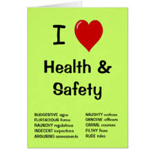 Health And Safety Meme - i love health and safety cards greeting photo cards zazzle