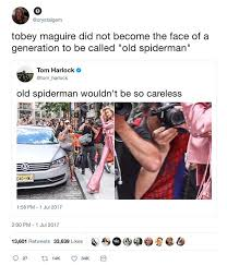 Funny Spiders Memes Of 2017 - 23 funny tweets about spider man smosh