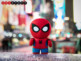sphero u0027s spider man interactive superhero friend