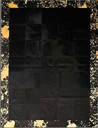 Rugs Black Cowhide Rugs Collection Modern Rugs