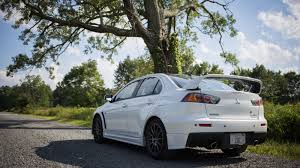 mitsubishi lancer evo 2018 what do you want to know about the mitsubishi lancer evo x final