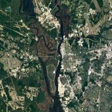carolina map united states satellite maps