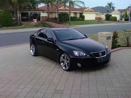 lexus is 250 forum my black lexus is250 with fabulous mb 5 rims clublexus lexus