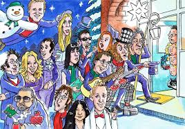 Design My Own Christmas Cards Christmas Cards David Lewis Cartoons
