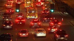 la traffic looks like your arteries will after thanksgiving