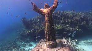 Key Largo Florida Map by Dive The Florida Keys Christ Of The Abyss Key Largo Dry Rocks
