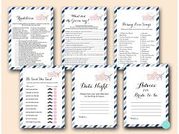 travel themed bridal shower travel bridal shower package magical printable