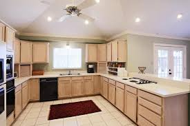recessed lighting for kitchen ceiling exciting kitchen design with ceiling fans and bright lights