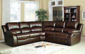 homcom luxury leather recliner sofa chair sofas pu modern