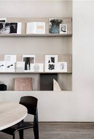 Minimalist Workspace Norm Architects Creates Workspace For Kinfolk Magazine In Copenhagen