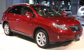red lexus 2008 lexus rx 350 red gallery moibibiki 1