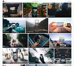 500px now lets you save any photo into a gallery launches an