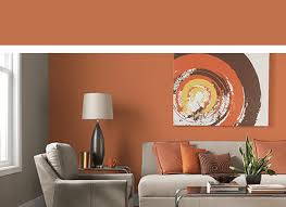 peking orange living room living room colours rooms by colour