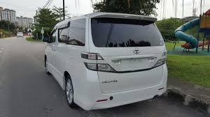 kereta vellfire vellfire4 u2013 car rental kereta sewa wedding car classic car u003cmpv