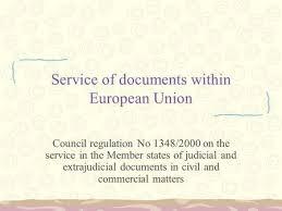 Council Regulation Ec No 44 2001 Brussels European Civil Procedure Judicial Cooperation In Civil Matters