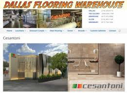dallas flooring warehouse stuns design district with cesantoni l