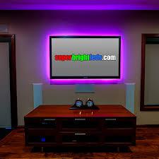 purple led lights for computers led lighting strips purple databreach design home