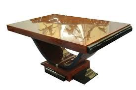 Wohnzimmertisch Und Esstisch In Einem Tisch Esstisch Wohnzimmertisch Art Deco Ausziehbar Auf 230 1175