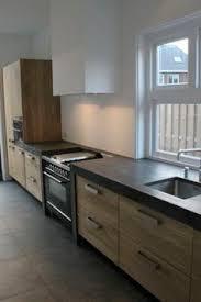 cuisine bois plan de travail noir cuisine bois et plan de travail noir cuisine plan