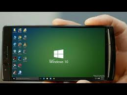 windows on android install windows 10 8 1 8 7 vista xp 95 linux on android fastest pc