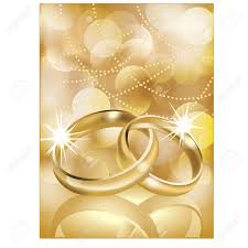 golden wedding rings royalty free cliparts vectors and stock