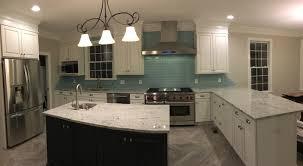 Tiling Kitchen Backsplash Large Tile Kitchen Backsplash With Inspiration Gallery Oepsym