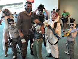 Mad Max Costume Best Of Comic Con Day 2 U0027star Wars U0027 U0027hunger Games U0027 U0027mad Max