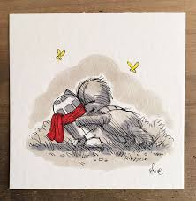 Winnie The Pooh Writing Paper Star Wars Characters Reimagined As Winnie The Pooh And Friends