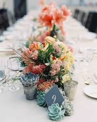 table top flower arrangements 50 wedding centerpiece ideas we martha stewart weddings