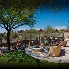 Desert Landscape Ideas For Backyards Landscaping Interesting Backyard Design Ideas With Desert
