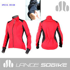 thermal cycling jacket winter thermal cycling jacket with thumb hole in the cuff women
