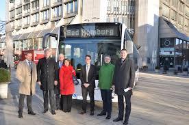 Parken In Bad Homburg Stadtwerke Oberursel Erster Neuer Bus Eingetroffen