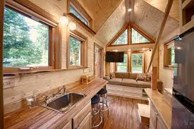 Mini Homes On Wheels For Sale by A Tiny House With A Sauna Hope Island Cottages