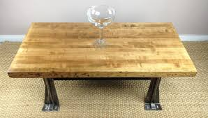 coffee tables wood and steel coffee table enrapture mango wood
