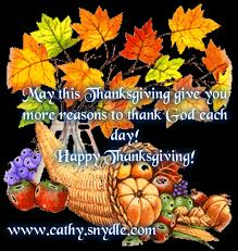 happy thanksgiving day cathy
